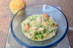 This easy version of Chicken and Dumpling Soup is pure comfort food