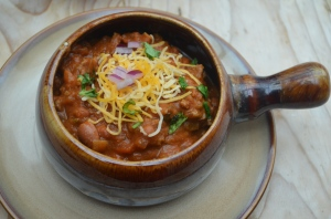 pumpkin chili crock